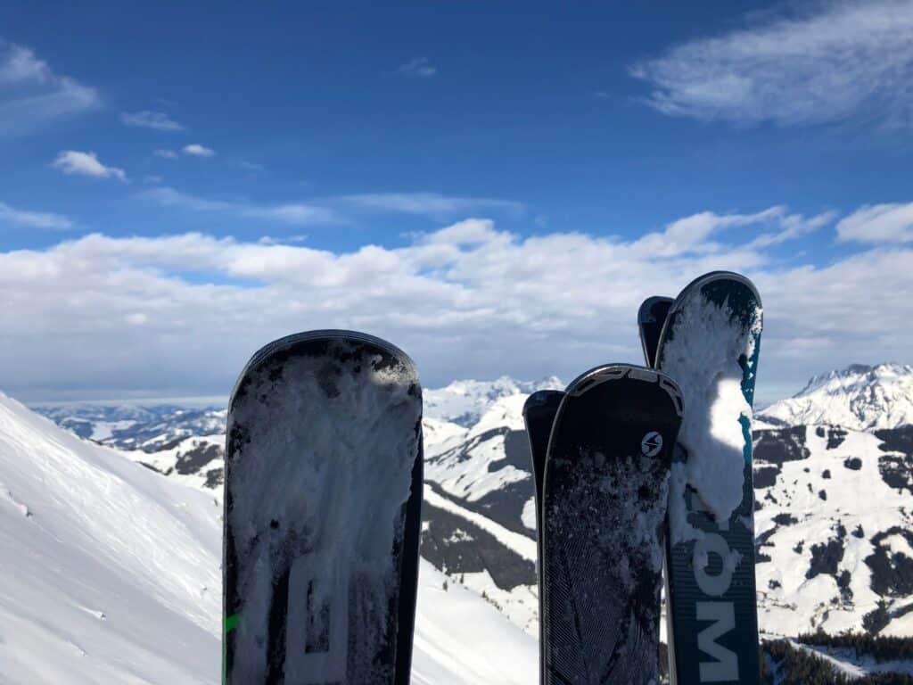 correct length skis