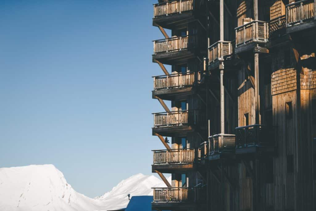 Ski resort owned by Marriott