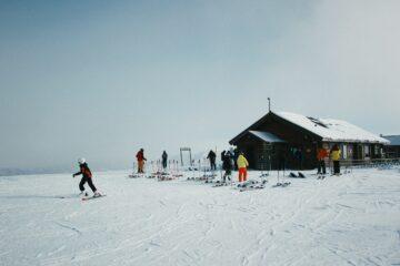 ski in ski out cabin