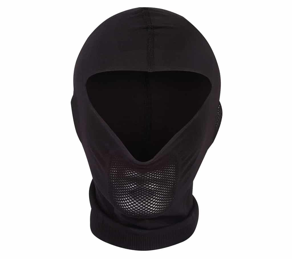 solid front balaclava