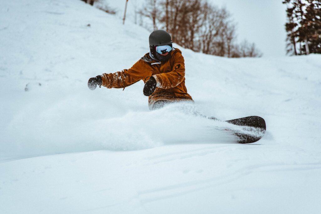 when did snowboarding start
