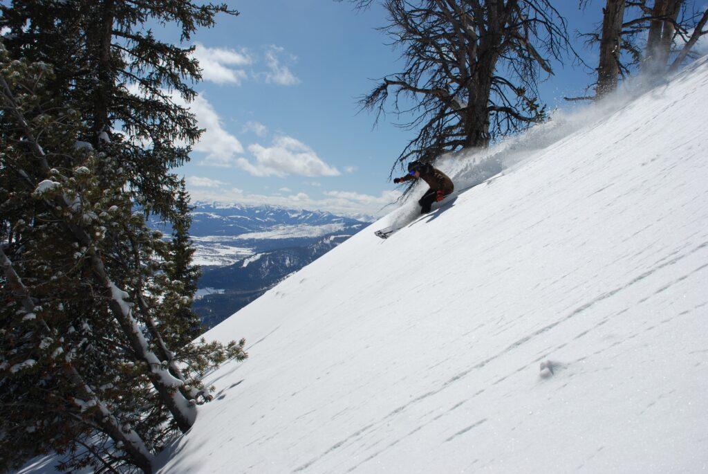 skiier from best skiing forum
